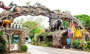 เที่ยวสวนสัตว์